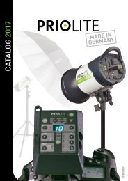 Priolite Catalog 2017 English