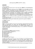 Priolite MBX 500 Hot Sync Bedienungsanleitung  - Page 3