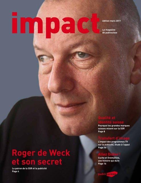 impact 1/2011 [PDF] - Publisuisse SA