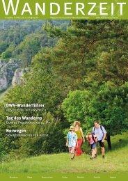 Wanderzeit, Ausgabe März 2017
