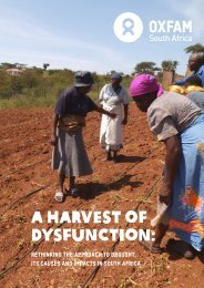 A Harvest of Dysfunction