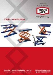 Translyft B Series Brochure