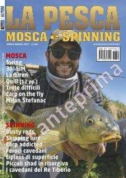 La Pesca Mosca e Spinning 2/2017