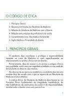 Código de Ética para Estudantes de Medicina - Page 3