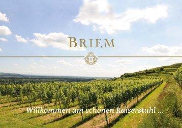 Ferien im Weingut Briem