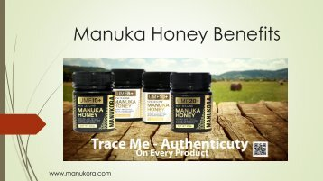 Manukora link manuka honey benefits