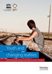 Youth and changing realities