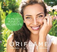 Oriflame katalógus C6  (19.04-08.05)