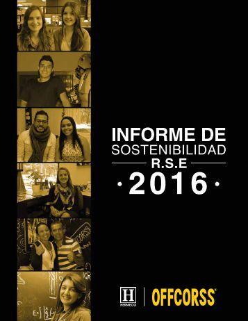 Informe RSE 2016