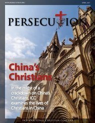 April 2017 Persecution Magazine