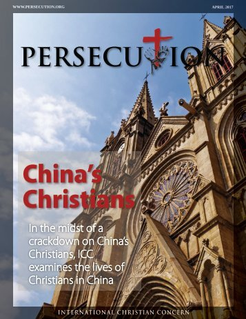 April 2017 Persecution Magazine