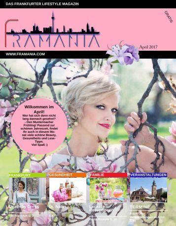 Framania Magazin Ausgabe April  2017