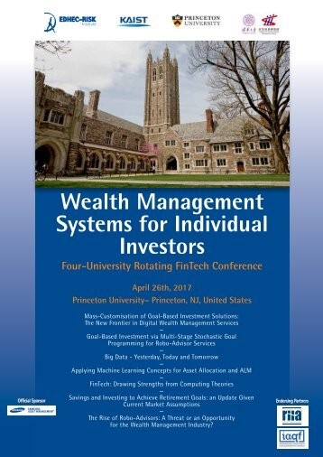 Wealth Management Systems for Individual Investors