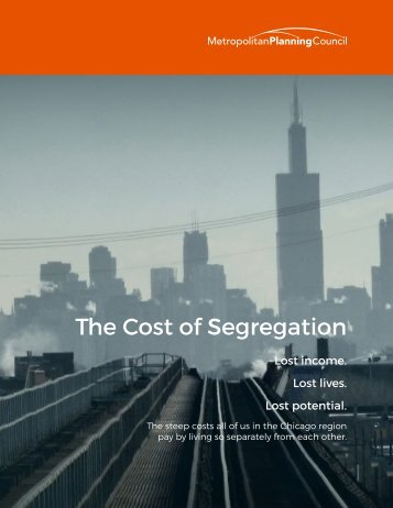 The Cost of Segregation
