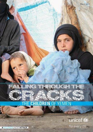 THE CHILDREN OF YEMEN