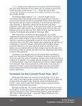 Weak Revenue Forecasts Large Uncertainties Ahead - Page 4