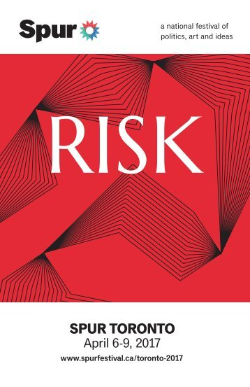 Risk: Spur Toronto 2017 Program