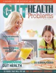 Gut Health Problems - March 2017