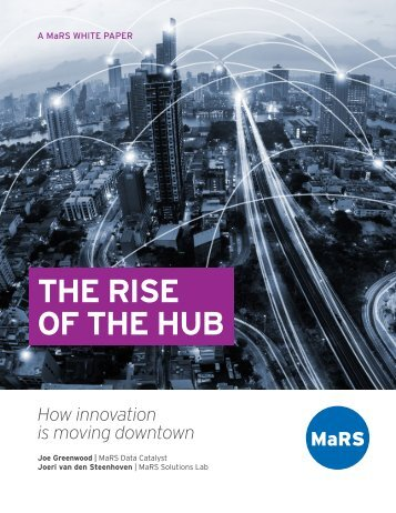 THE RISE OF THE HUB