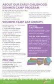 Rosen JCC - ECLC Summer Camp Program 2017 - Page 2