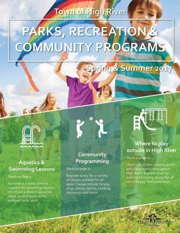 PARKS RECREATION & COMMUNITY PROGRAMS