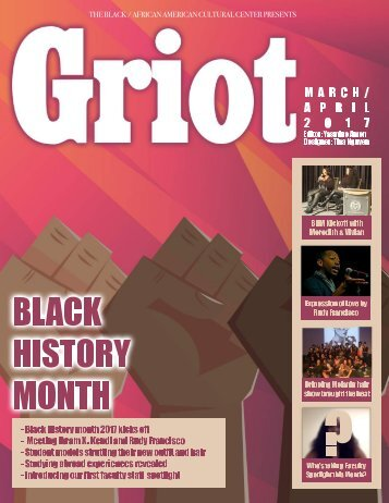 Griot Mar/Apr issue