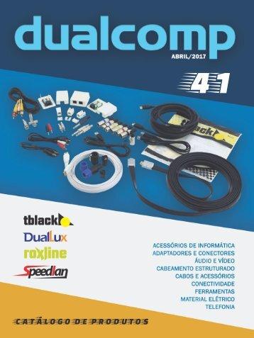 Catálogo de Produtos Dualcomp - edição 41