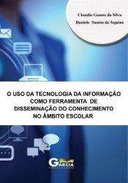 LIVRO -O uso da tecnologia COM CAPA