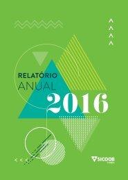 SICOOB Credjus - Relatório Anual 2016
