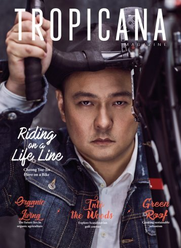 TROPICANA MAGAZINE Mar-Apr 2017
