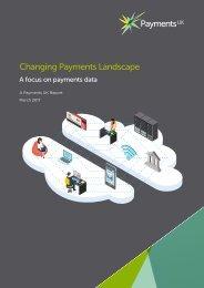 Changing Payments Landscape