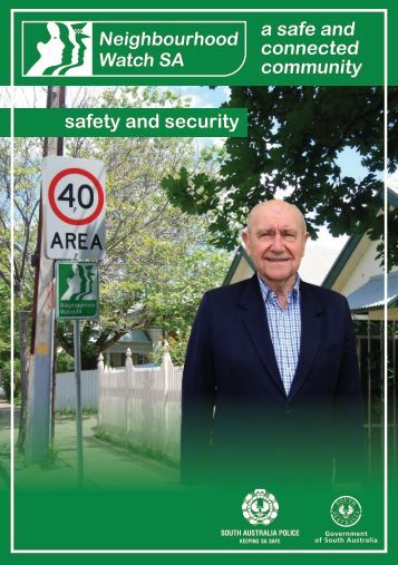 NHW SA Safety and Security Booklet