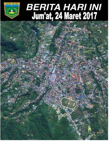 e-Kliping  Jum'at, 24 Maret 2017