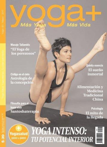 Revista Yoga + Edición 67