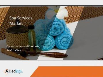 Spa Services