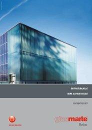GM Profilbauglas - Produktreport