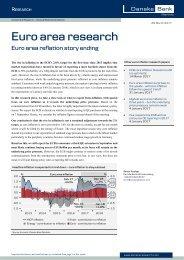 Euro area research