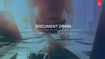 DOCUMENT DRAIN