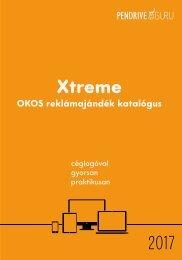 Xtreme Okos Reklámajándék Katalógus