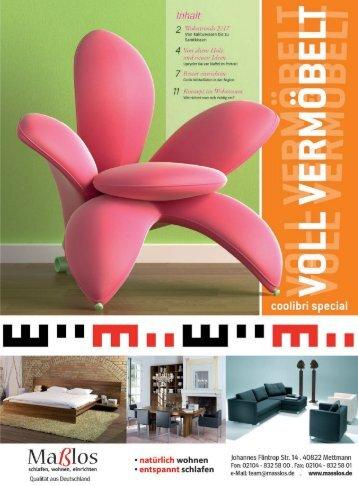 Voll vermöbelt - Das Möbel-Special