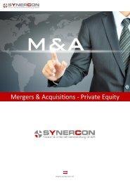 Synercon Folder MA Corporate Finance 2017 V3
