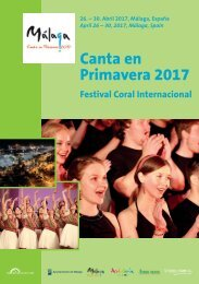 Málaga 2017 - Program Book