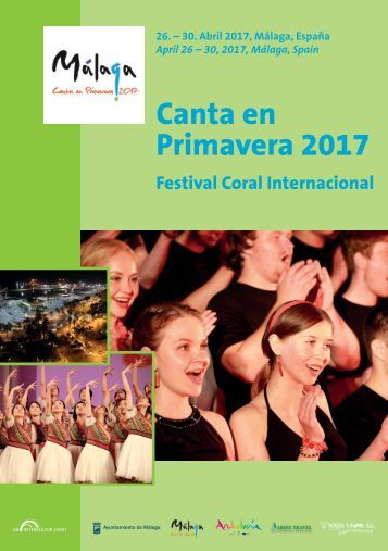 Málaga 2017 - Program Book