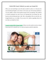 Buy Generic Cialis 60 MG Professional Online at BestGenericDrug24