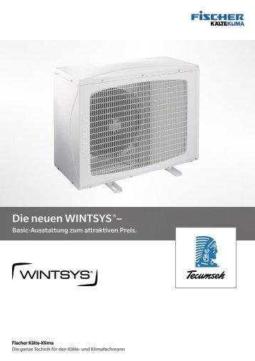 Wintsys Katalog-Datenblatt