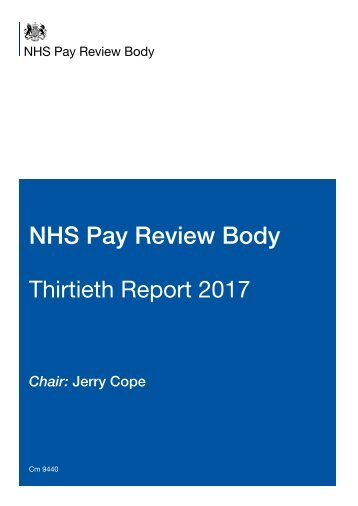 NHS Pay Review Body