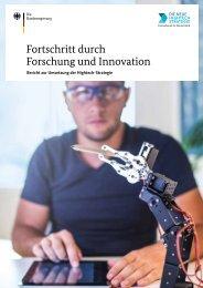 Fortschritt durch Forschung und Innovation