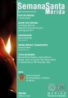 Programa de Mano Oficial de la Semana Santa 2017 - Page 3