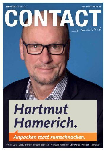 Contact mit Stockelsdorf - Ausgabe 125 (Ostern 2017)