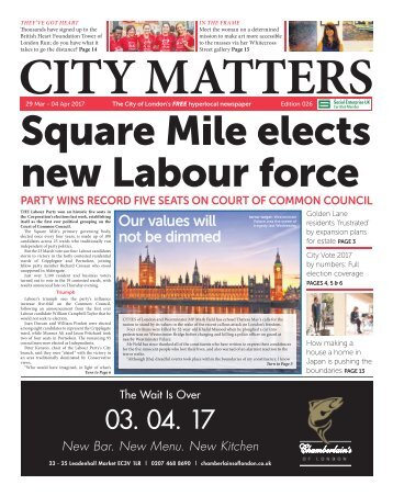 City Matters Edition 026
